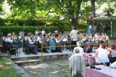 2002 - San Pietro, Concerto ai Grotti