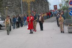 2004 - Processione Corpus Domini