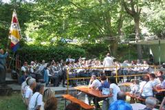 2004 - San Pietro, concerto ai Grotti