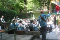 2007 - San Pietro, Concerto ai Grotti