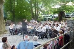 2009 - San Pietro, Concerto ai Grotti